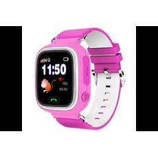 купить Часы Smart Baby Watch Q80 Pink по низкой цене 645.00грн Украина дешевле чем в Китае