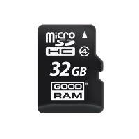 Карта памяти GoodRam microSDHC 32GB Class 4