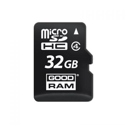 купить Карта памяти GoodRam microSDHC 32GB Class 4 по низкой цене 329.00грн Украина дешевле чем в Китае