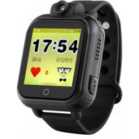 Часы Smart Baby Watch Q200 Kids Black