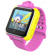 Часы Smart Baby Watch Q200 Kids Pink