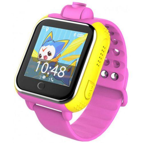 купить Часы Smart Baby Watch Q200 Kids Pink по низкой цене 1227.00грн Украина дешевле чем в Китае