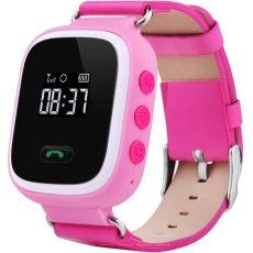 купить Часы Smart Baby Watch Q90 Kids Pink по низкой цене 695.00грн Украина дешевле чем в Китае