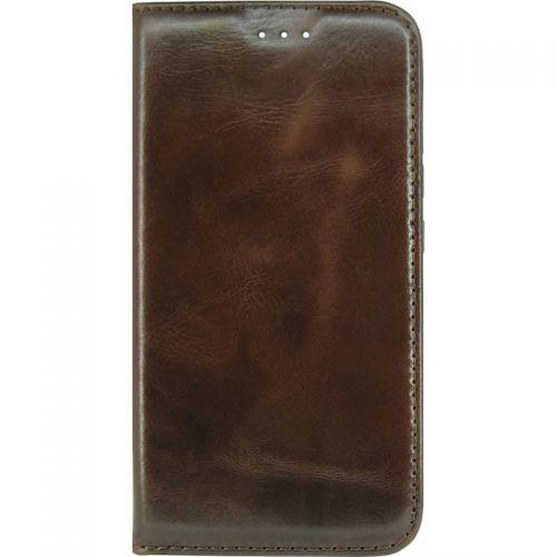 купить Чехол-книжка Xiaomi Redmi6A dark brown Piligrim по низкой цене 299.00грн Украина дешевле чем в Китае