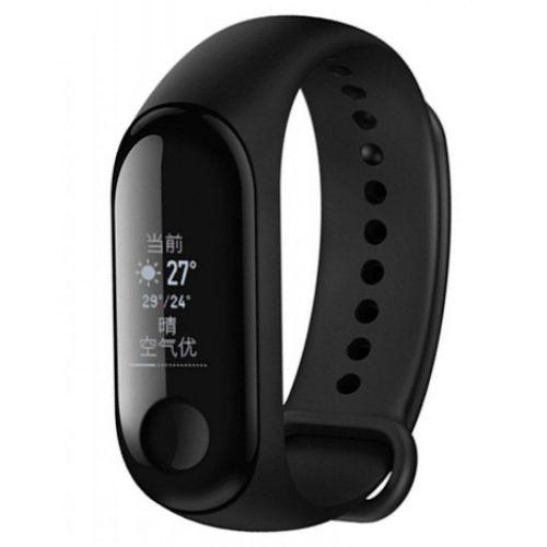 Фитнес-браслет Xiaomi Mi Band 3 black ОРИГИНАЛ