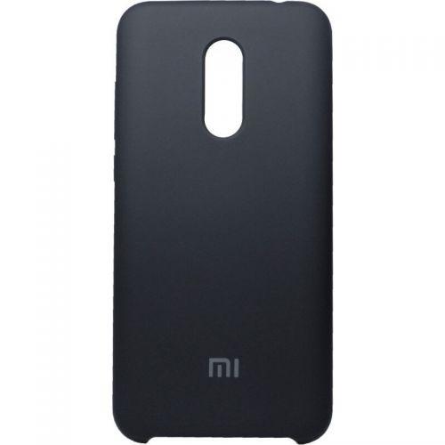 купить Накладка Xiaomi Redmi5 Plus midninght blue Soft Case по низкой цене 235.00грн Украина дешевле чем в Китае