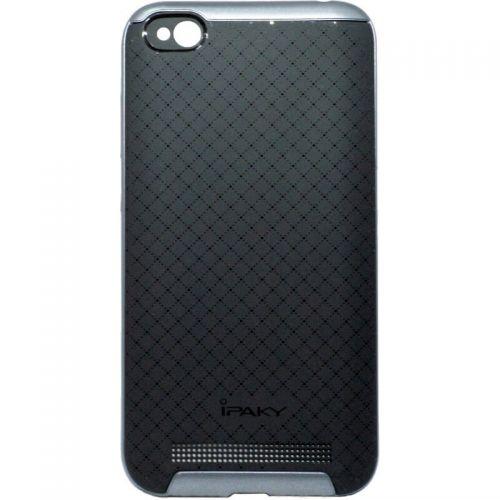 купить Накладка Xiaomi Redmi5A black/grey iPAKY по низкой цене 199.00грн Украина дешевле чем в Китае