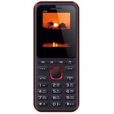 купить Nomi i186 Black-red UA-UСRF Оф. гарантия 12 мес! по низкой цене 329.00грн Украина дешевле чем в Китае