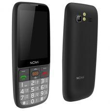 купить Nomi i281(Black) UA-UСRF Гарантия 12 мес по низкой цене 649.00грн Украина дешевле чем в Китае