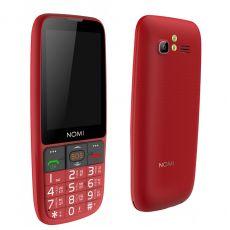 купить Nomi i281(Red) UA-UСRF Гарантия 12 мес по низкой цене 649.00грн Украина дешевле чем в Китае