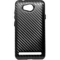 Силикон Huawei Y3II black Carbon