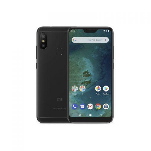 купить Xiaomi Mi A2 Lite 4/32GB Black Европейская версия EU GLOBAL по низкой цене 4449.00грн Украина дешевле чем в Китае