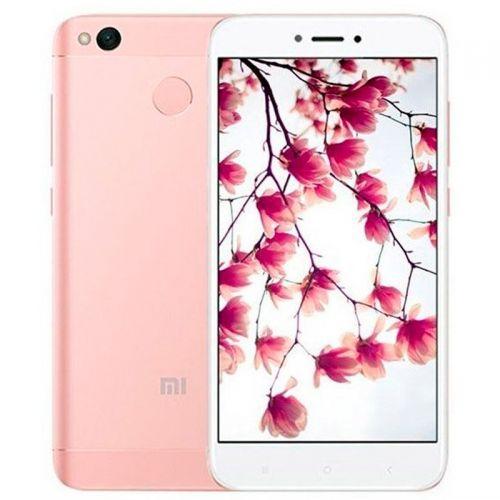 купить Xiaomi Redmi 4X 4/64Gb Rose Gold Глобальная прошивка по низкой цене 4848.00грн Украина дешевле чем в Китае