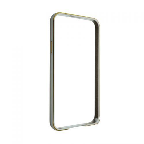 купить Бампер Samsung G900 white по низкой цене 199.00грн Украина дешевле чем в Китае