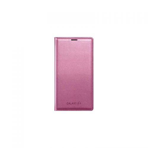 купить Чехол-книжка G900 (Galaxy S5) EF-WG900BPEGRU Pink по низкой цене 1049.00грн Украина дешевле чем в Китае