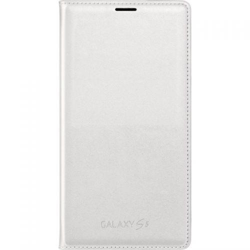 купить Чехол-книжка G900 (Galaxy S5) EF-WG900BWEGRU White по низкой цене 1049.00грн Украина дешевле чем в Китае