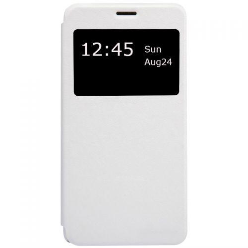купить Чехол-книжка Lenovo A7000 white Window по низкой цене 209.00грн Украина дешевле чем в Китае