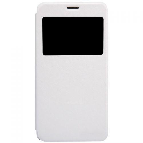купить Чехол-книжка Lenovo P70 white Window по низкой цене 210.00грн Украина дешевле чем в Китае