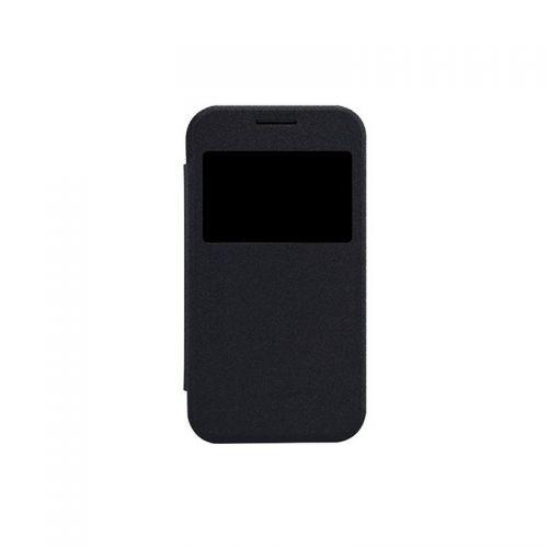 купить Чехол-книжка Lenovo S60 black Window по низкой цене 209.00грн Украина дешевле чем в Китае