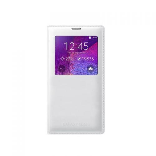 купить Чехол-книжка S View Cover N910(Note 4) White по низкой цене 699.00грн Украина дешевле чем в Китае