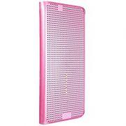 Чехол-книжка SA A5/A500 pink Smart Touch