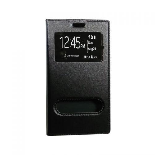купить Чехол-книжка SA J120 black Window по низкой цене 175.00грн Украина дешевле чем в Китае