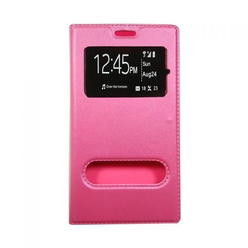 купить Чехол-книжка SA J120 pink Window по низкой цене 175.00грн Украина дешевле чем в Китае