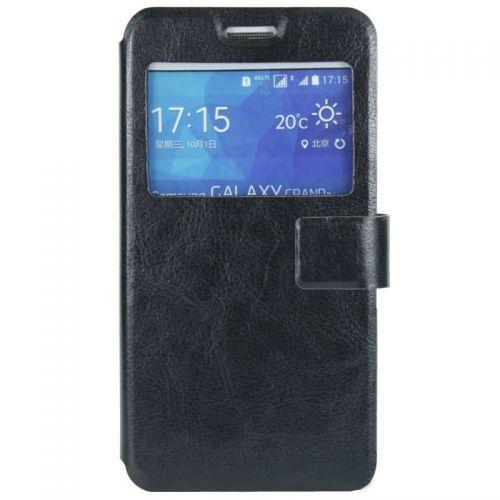 купить Чехол-книжка Window для Samsung J7/J700 black по низкой цене 199.00грн Украина дешевле чем в Китае