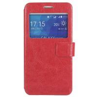 Чехол-книжка Window для Samsung J7/J700 red