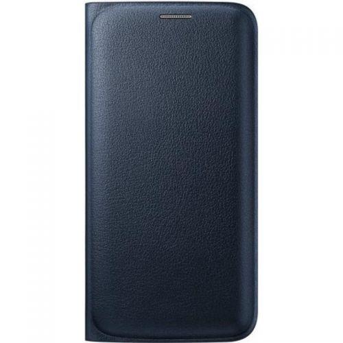 купить Чехол-книжка Zero S6 EF-WG920PBEGRU BlueBlack кожа по низкой цене 749.00грн Украина дешевле чем в Китае