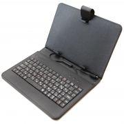 """Чехол на планшет 7"""" KC0700 black клавиатура Nomi"""