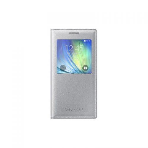 купить Чехол S View A5 EF-CA500BSEGRU Silver по низкой цене 1049.00грн Украина дешевле чем в Китае