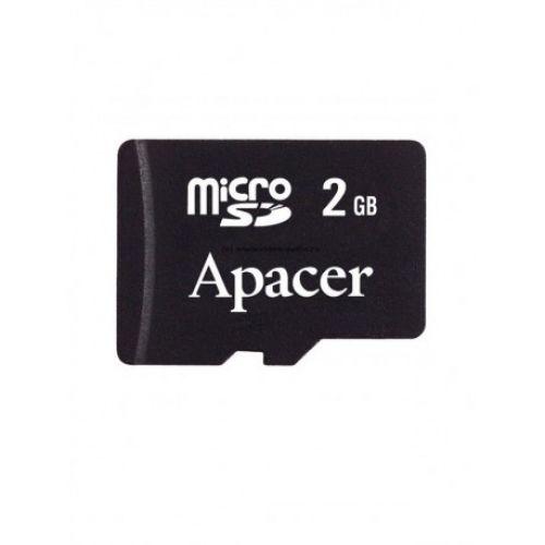 купить Карта памяти Apacer microSDHC 2Gb по низкой цене 79.00грн Украина дешевле чем в Китае