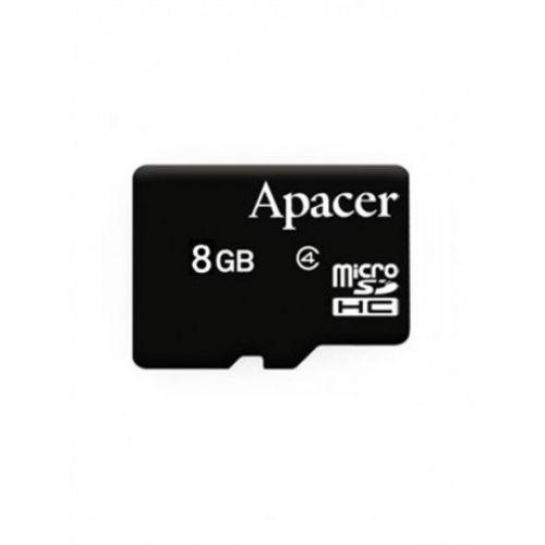 купить Карта памяти Apacer microSDHC 8Gb class 4 по низкой цене 99.00грн Украина дешевле чем в Китае