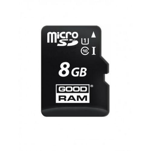 купить Карта памяти GoodRam microSDHC 8GB Class 10 по низкой цене 129.00грн Украина дешевле чем в Китае