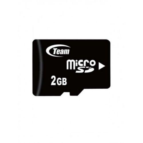 купить Карта памяти Team microSDHC 2GB card по низкой цене 79.00грн Украина дешевле чем в Китае
