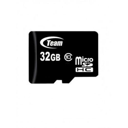 купить Карта памяти Team microSDHC 32GB card Class 10 по низкой цене 299.00грн Украина дешевле чем в Китае