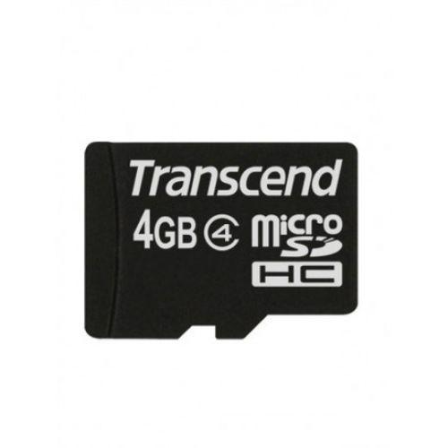 купить Карта памяти Transcend microSDHC 4GB card Class 4 по низкой цене 89.00грн Украина дешевле чем в Китае
