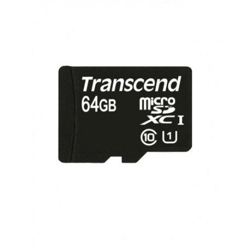 купить Карта памяти Transcend microSDHC 64 GB Class 10 по низкой цене 777.00грн Украина дешевле чем в Китае