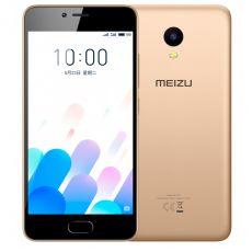 купить Meizu M5C 2/16Gb Gold EU по низкой цене 2549.00грн Украина дешевле чем в Китае