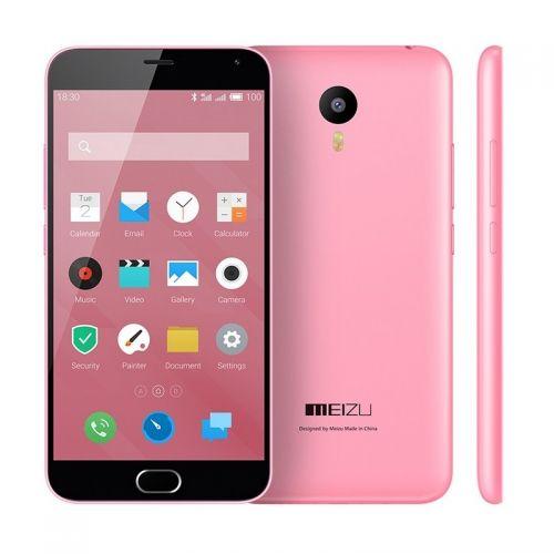 купить Meizu Note 2 pink Украинская версия по низкой цене 3599.00грн Украина дешевле чем в Китае