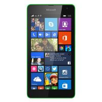 Microsoft Lumia 535 Dual SIM Bright Green UCRF