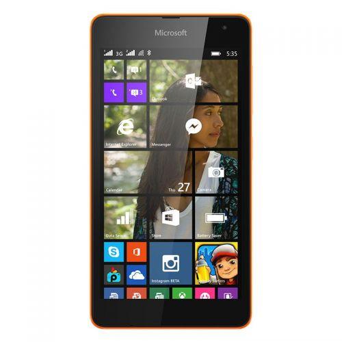 купить Microsoft Lumia 535 Dual SIM Bright Orange UCRF по низкой цене 2699.00грн Украина дешевле чем в Китае