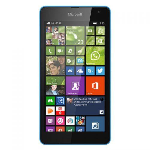 купить Microsoft Lumia 535 Dual SIM Cyan UCRF по низкой цене 2699.00грн Украина дешевле чем в Китае