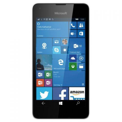 купить Microsoft Lumia 550 (White) UA-UСRF Оф. гарантия 12 мес! по низкой цене 2250.00грн Украина дешевле чем в Китае