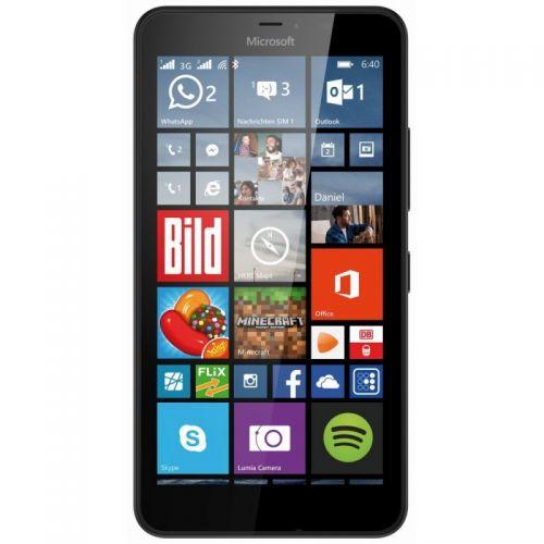 купить Microsoft Lumia 640 XL Dual Sim (Black) UA-UСRF Оф. гарантия 12 мес! по низкой цене 4149.00грн Украина дешевле чем в Китае