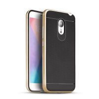 Накладка Meizu MX5 black/gold iPAKY