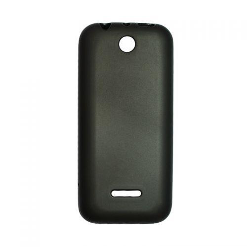 купить Накладка силиконовая Nokia 225 black по низкой цене 95.00грн Украина дешевле чем в Китае
