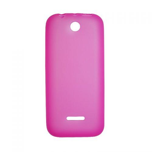 купить Накладка силиконовая Nokia 225 pink по низкой цене 95.00грн Украина дешевле чем в Китае