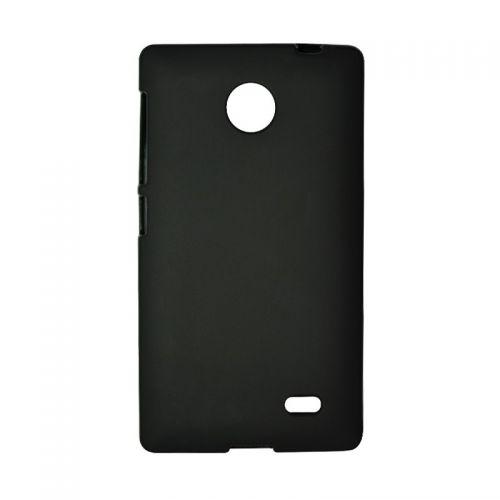 купить Накладка силиконовая Nokia X black по низкой цене 139.00грн Украина дешевле чем в Китае